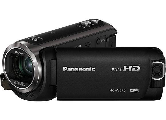מצלמת וידאו מתקדמת פאנסוניק Panasonic HC-W570 HD Camcorder