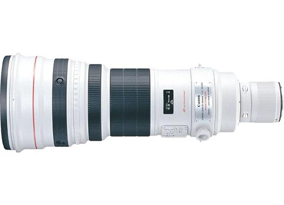 עדשה קנון Canon lens 600mm f/4 L IS USM