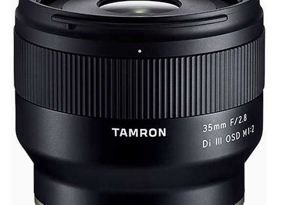 עדשת טמרון Tamron for Sony 35MM F2.8 FF - יבואן רשמי