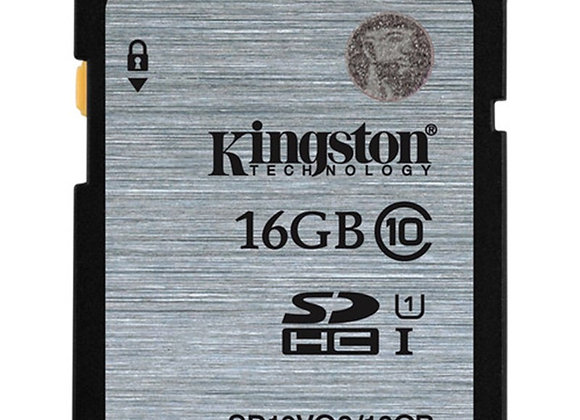 SD-16G UHS-I SDHC 45mbs Kingston