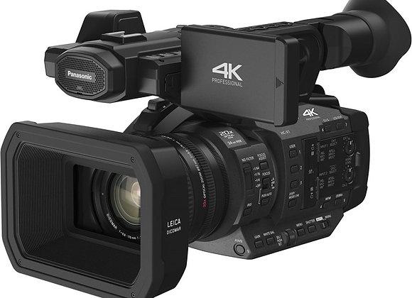 מצלמת וידאו מקצועי פנסוניק Panasonic HC-X1 4K Ultra HD Professional Camcorder