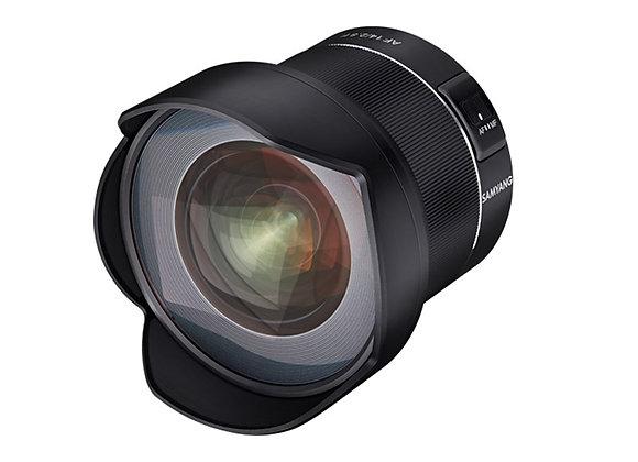 עדשת סאמיאנג Samyang for Nikon F 14mm F/2.8 AF