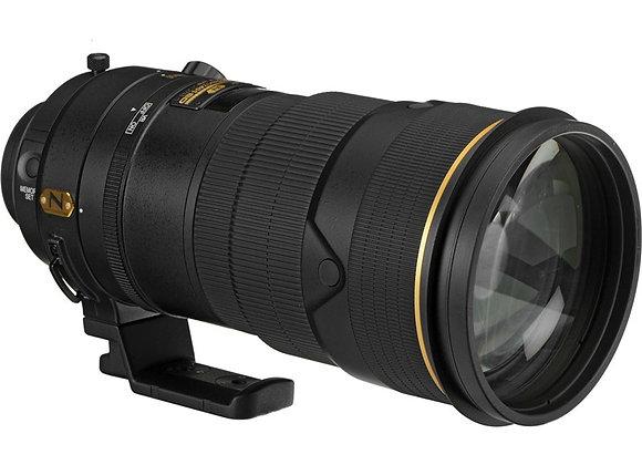 AF-S NIKKOR 300mm f/2.8G ED VR II עדשה ניקון - יבואן רשמי