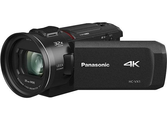 מצלמת וידאו מתקדמת פנסוניק Panasonic Hc-Vx1