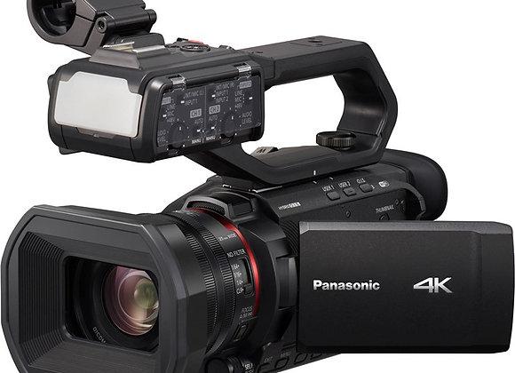 מצלמת וידאו מקצועי פנסוניק Panasonic Hc-X2000 4k