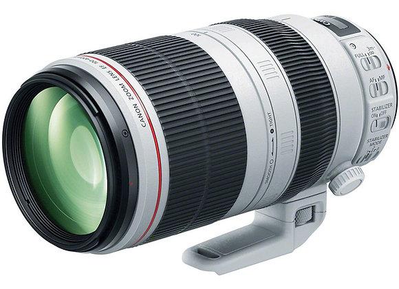 עדשת קנון Canon lens EF 100-400mm f/4.5-5.6L IS II USM קרט יבואן רשמי