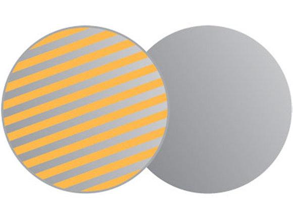 """Lastolite REFLECTOR 30CM (12"""") SUNFIRE/SILVER"""