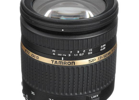 עדשה טמרון Tamron for Nikon SP AF17-50mm F/2.8 Di II LD Aspherical IF - יבואן רש