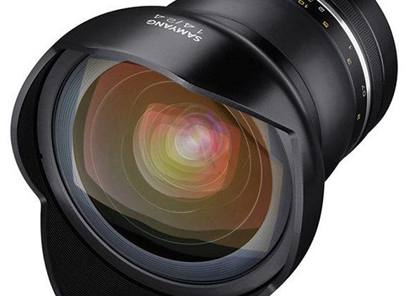 עדשה סאמיאנג Samyang for Nikon F XP 14mm f/2.4 AE