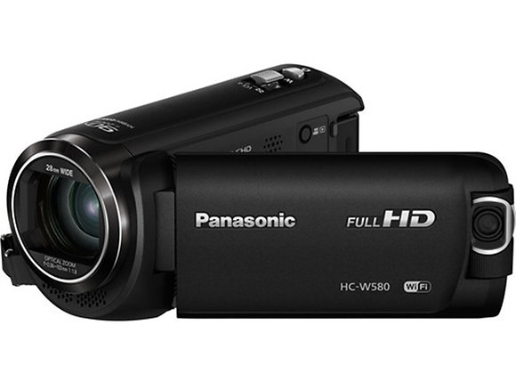 מצלמת וידאו חצי מקצועי פאנסוניק Panasonic Hc-W580