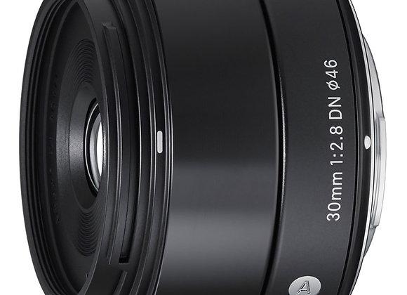 עדשת סיגמא Sigma for Sony E 30mm F2.8 DN ART