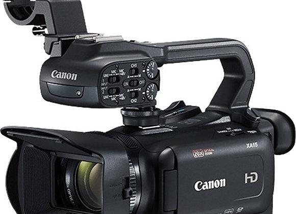מצלמת וידאו מקצועי קנון Canon XA11 Full HD Professional Camcorder
