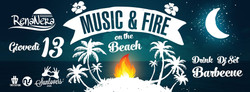 MUSIC & FIRE