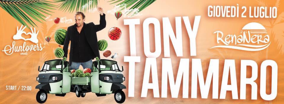 2 LUGLIO - TONY TAMMARO.jpg
