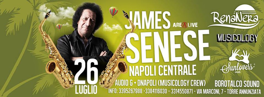 26 LUGLIO - JAMES SENESE.jpg