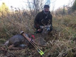 Buck killed by Dean Mantel