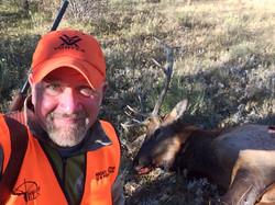 Elk taken by Gary
