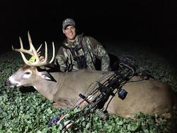 Buck killed by AJ Gall