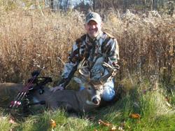 9 point Buck Shot by Gary Haas