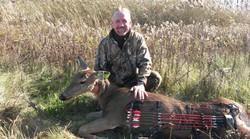 Doe killed by Gary Haas