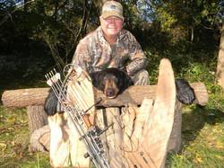 Bear shot by Bob Butler