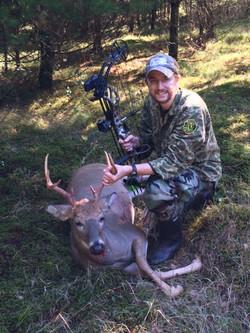 8pt Buck shot by Tanner