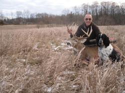 Buck taken by Rick Semrad