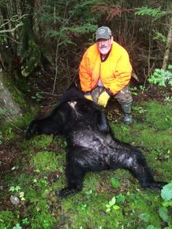 350# Bear Shot by Rick