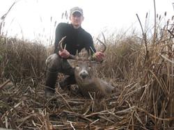 Buck killed by Neil Steffens
