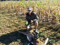 Buck killed by Allen Beck