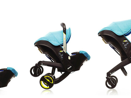 Infant Stroller/Car Seat -Yes!