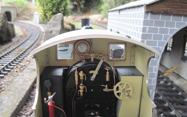 The View from a Gauge 3 Engine