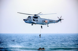 Helicopter demonstration