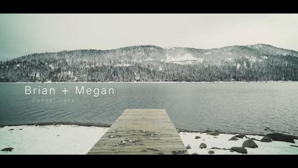 Brian + Megan's Engagement