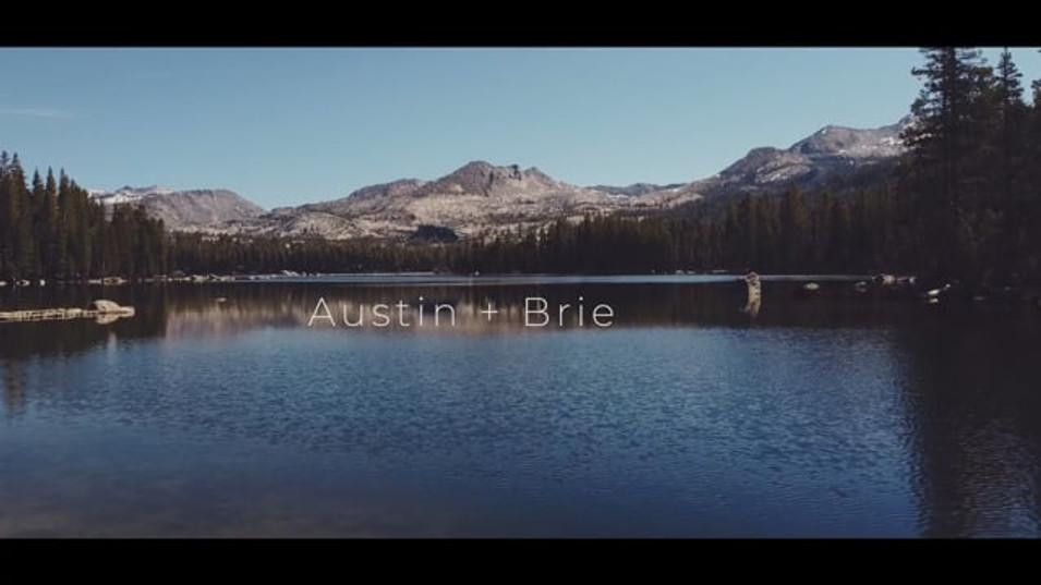 Austin + Brie's Engagement