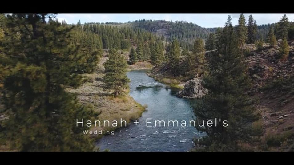 Hannah + Emmanuel's Wedding highlight video