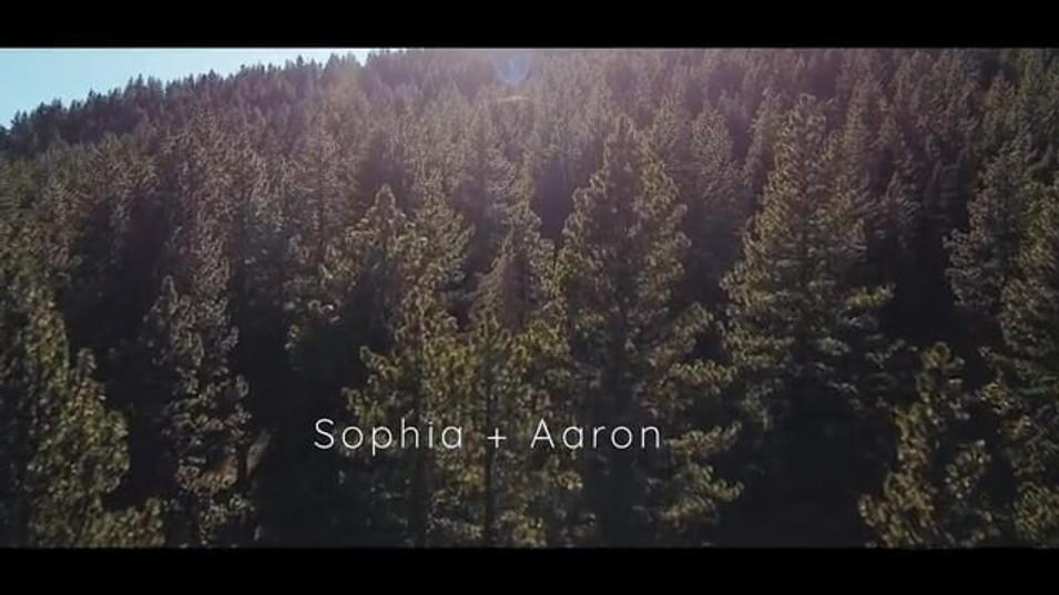 Sophia + Aaron's Wedding