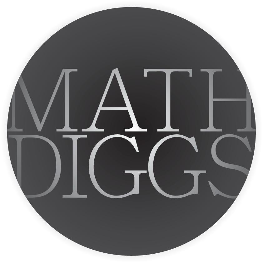 Logo Math Diggs
