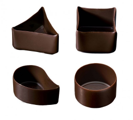 Dark Chocolate Assorted Cups