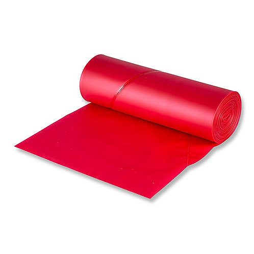 """Comfort Red """"Hot"""" 24"""" Piping Bags - Disposable"""