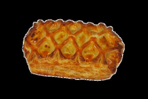 Savory Leek Parmesan Bistro Pastry