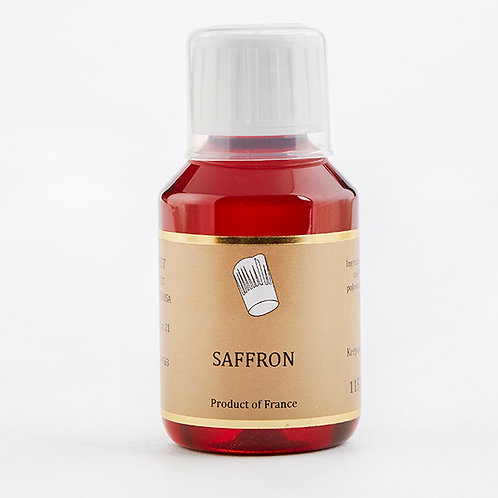 Saffron Water Based flavoring