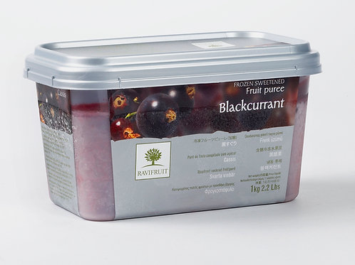 Black Currant Puree