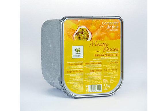 Mango & Passion Fruit Compote