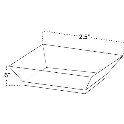 Mini Square Dish