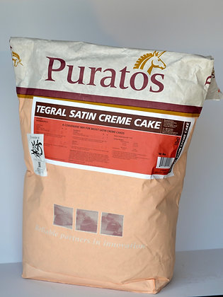 Satin Créme Cake Mix