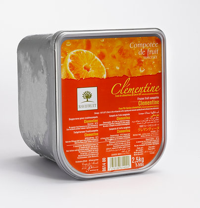 Corsican Clementine Compote