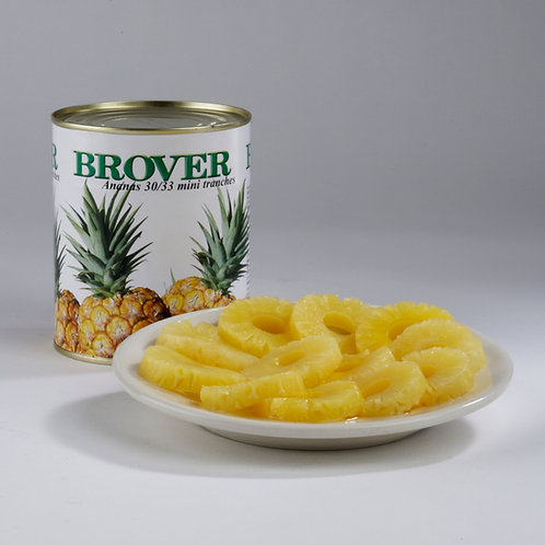 Mini Pineapple Slices