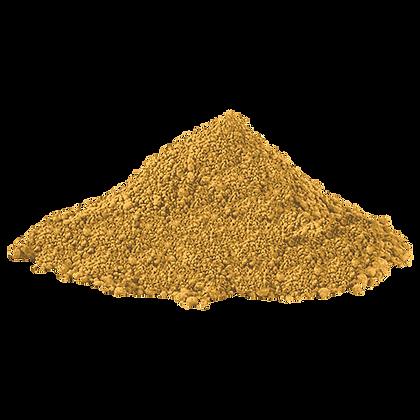 Orange Color Powder