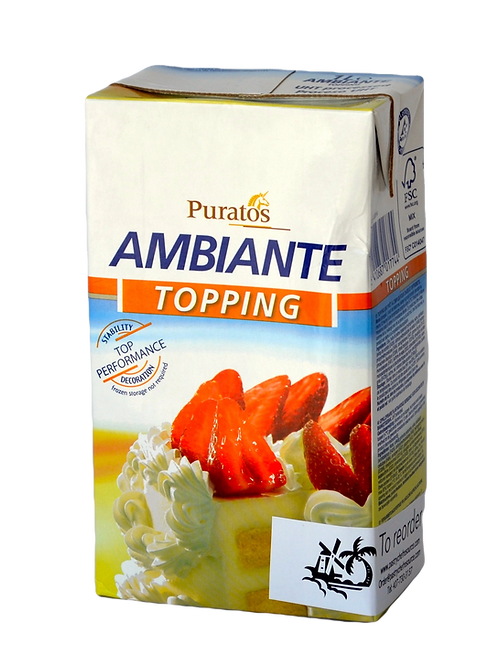 Ambiante Whipped Topping Puratos